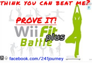 WiiFitbattle